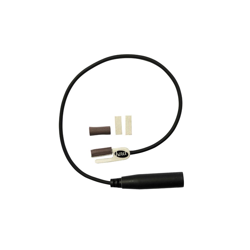 簡単に取り付けることができる バンジョー用ピックアップ KNA BP-1 商舗 Portable Banjo Pickup 直営ストア Piezo
