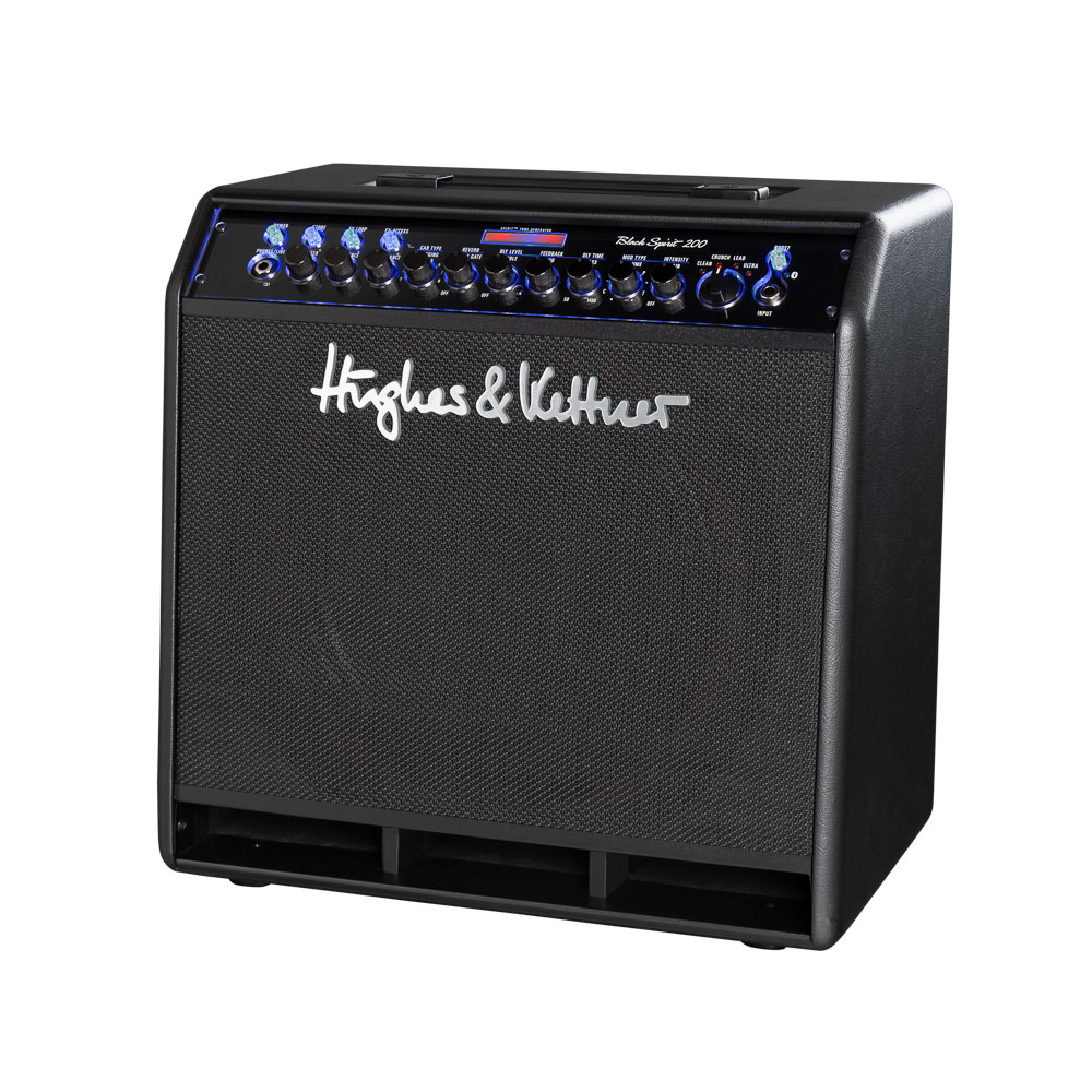 Hughes & Kettner HUK-BS200/C Black Spirit 200 Combo ギターアンプ コンボ