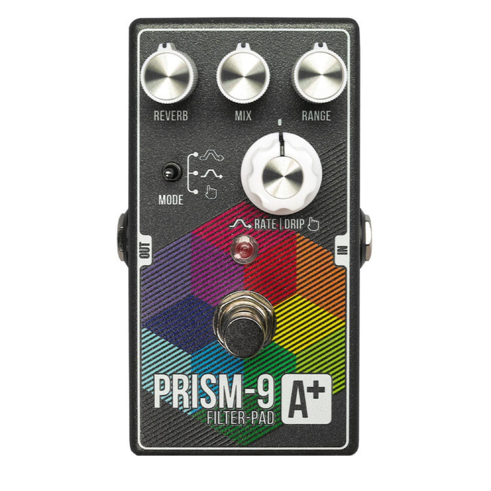Shift Line PRISM-9 モジュレーションリバーブ エフェクター