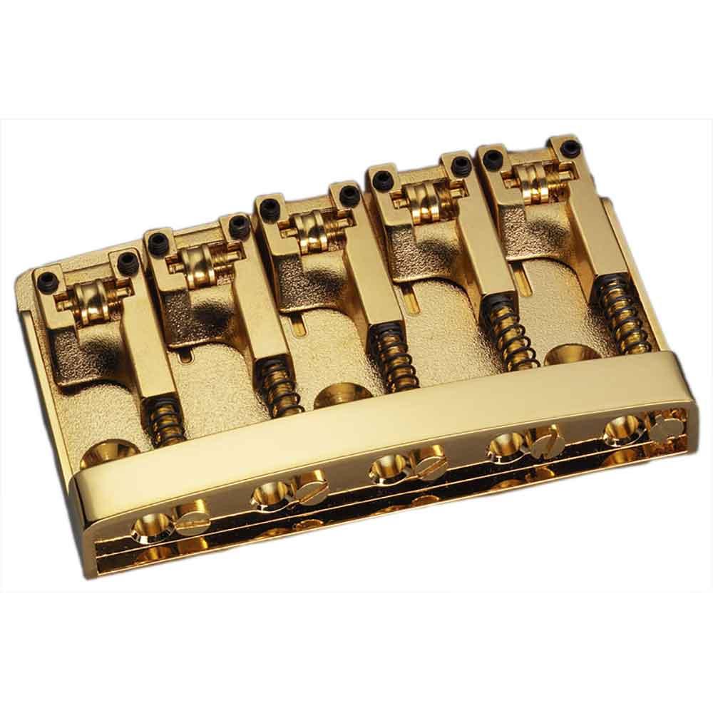 SCHALLER 3D-5 GO 5弦ベース用 ブリッジ