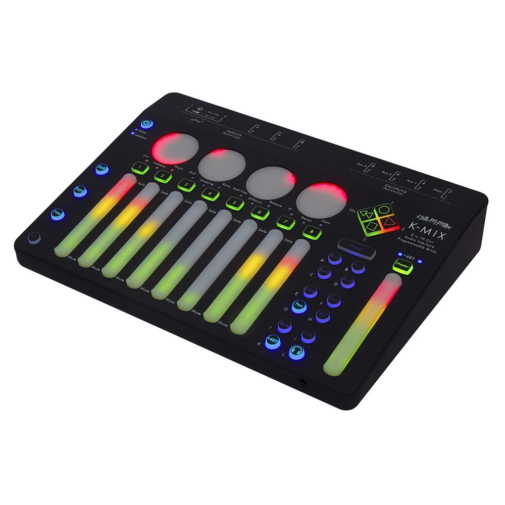 Keith McMillen Instruments KMI-KMIX K-MIX オーディオインターフェイス