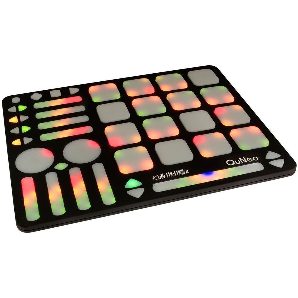 Keith McMillen Instruments KMI-QUNEO QuNeo MIDIコントローラー