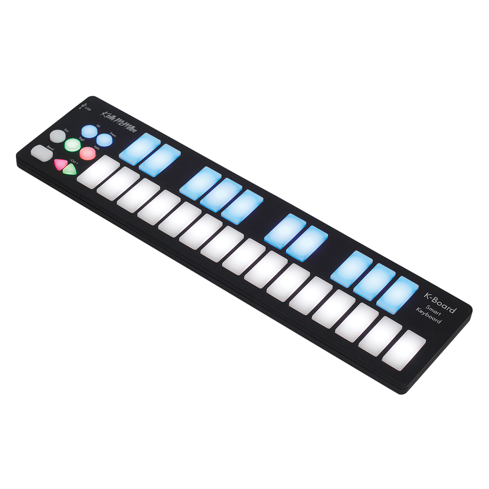 Keith McMillen Instruments KMI-KBOARD K-BOARD MIDIキーボードコントローラー