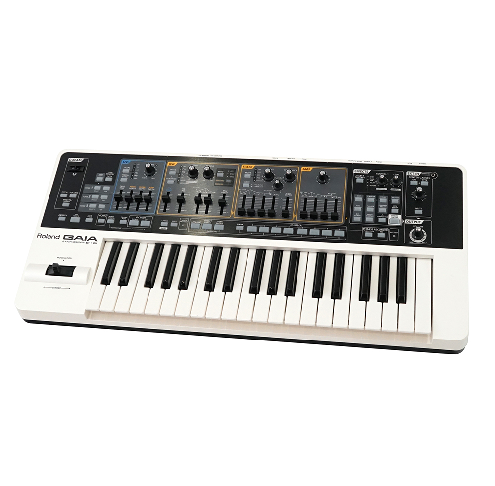 Roland GAIA SH-01 Synthesizer 【中古】