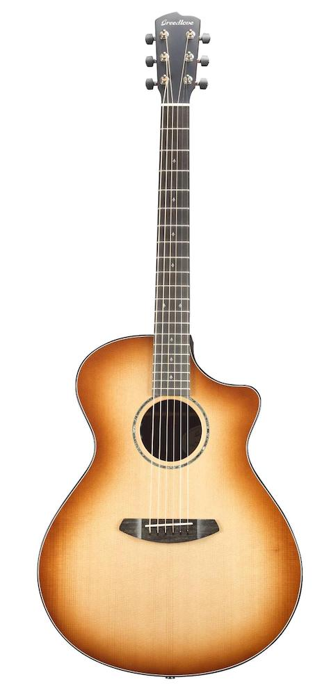 Breedlove Premier Concerto Copper CE エレクトリックアコースティックギター