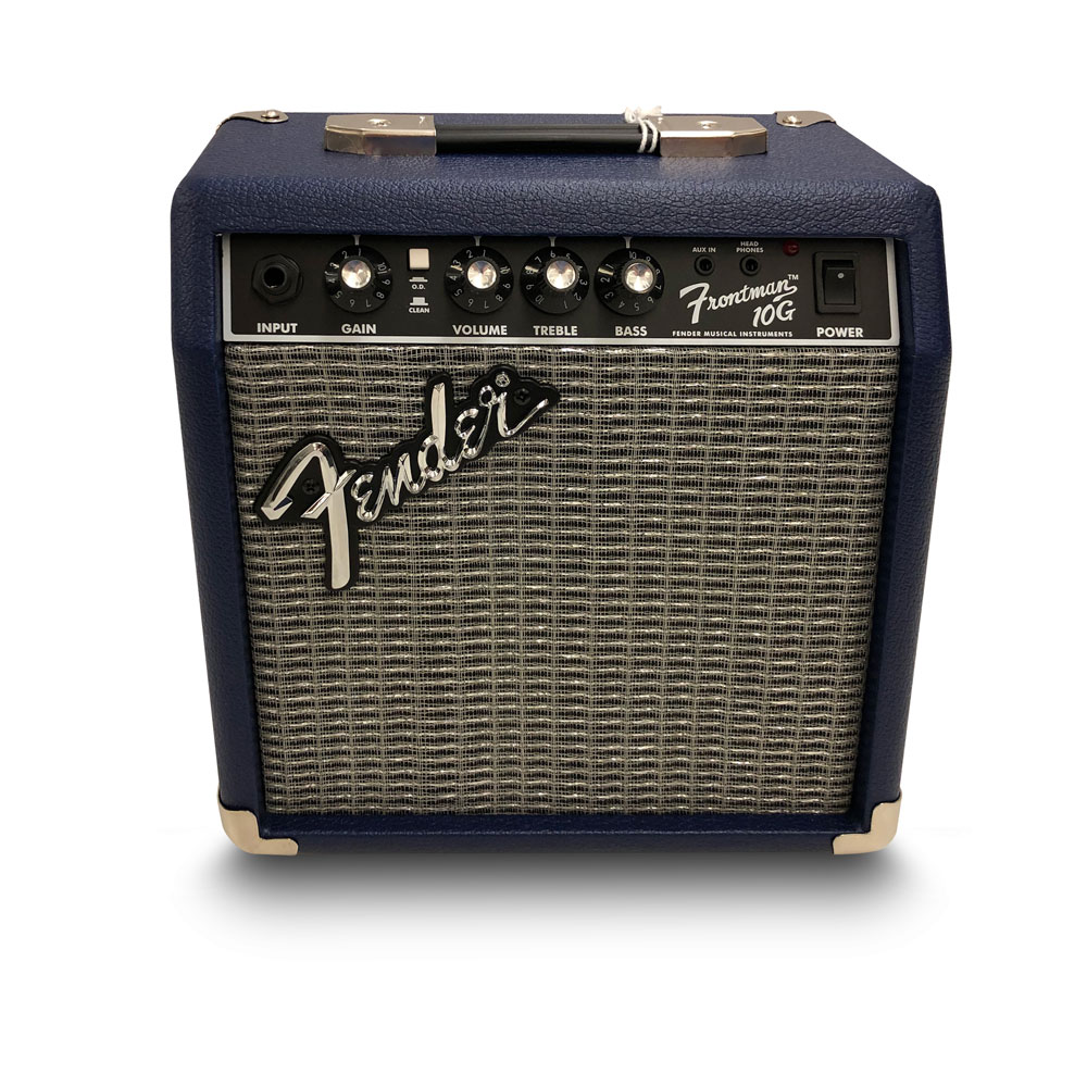 Fender Limited Frontman 10G Blue ギターアンプ コンボ