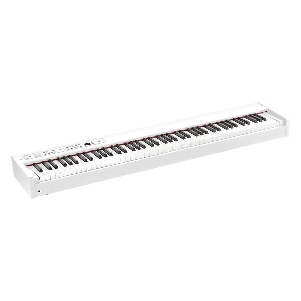 KORG D1 WH DIGITAL PIANO 電子ピアノ ホワイトカラー