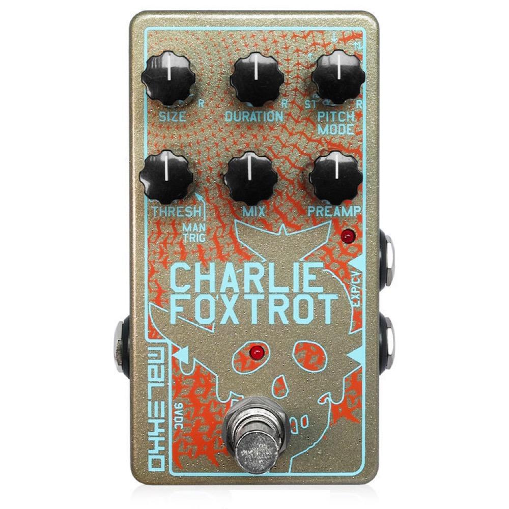 Malekko Heavy Industry CHARLIE FOXTROT ギターエフェクター