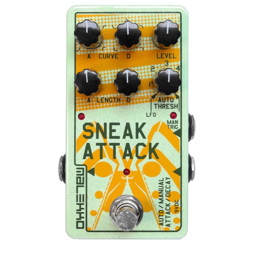 Malekko Heavy Industry SNEAK ATTACK ギターエフェクター