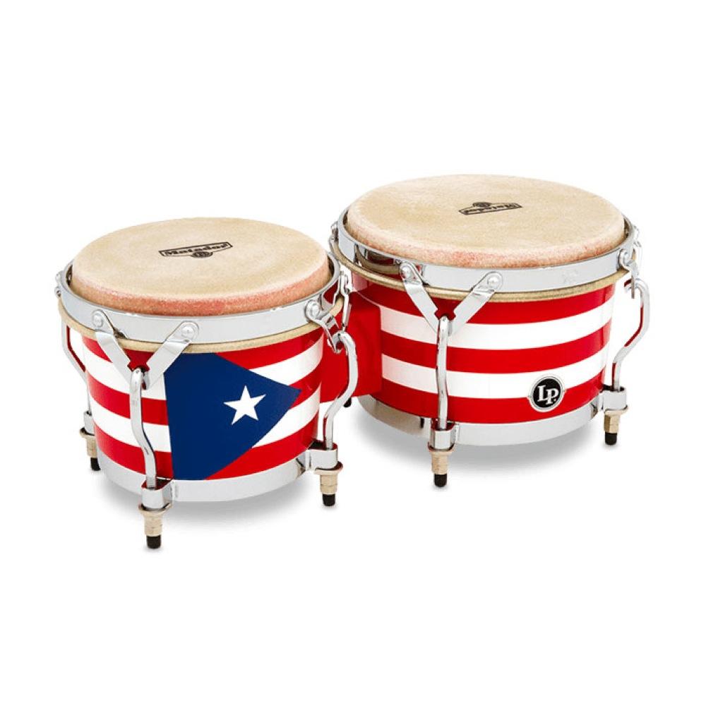 LP LPM199-PR Puerto Rican Mini Tunable Bongos ミニボンゴ