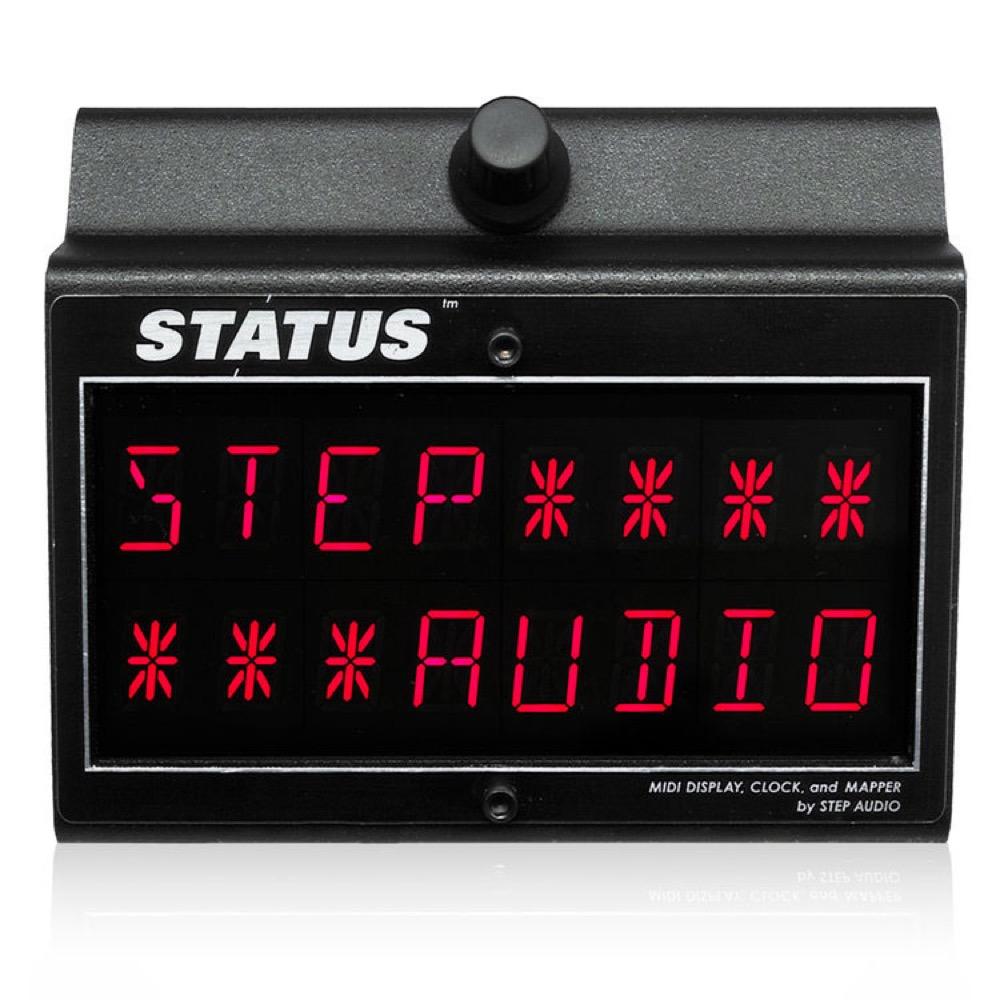 Step Audio STATUS MIDIコントローラー