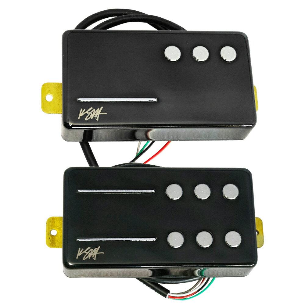 Railhammer Pickups Kyle Shutt Signature Black Set ブリッジ・ネック セット ギターピックアップ