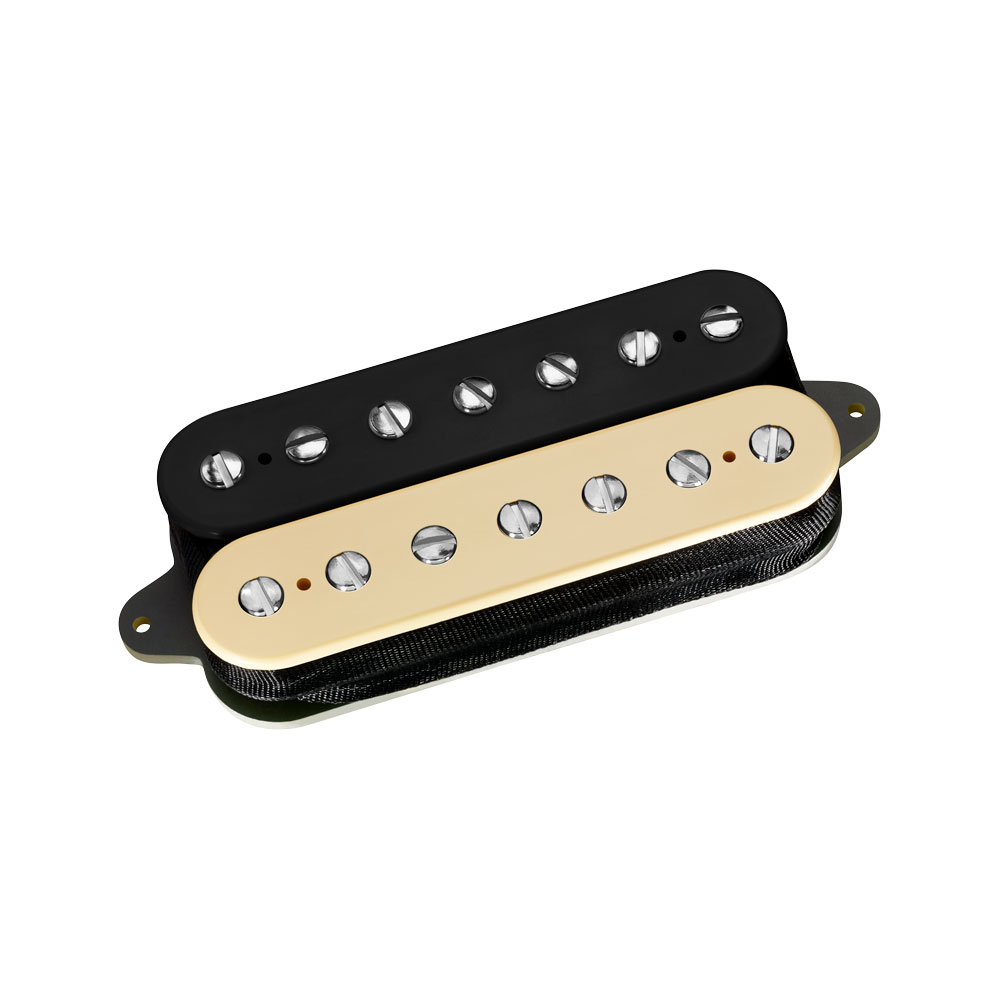 Dimarzio DP723 Rainmaker 7 Neck Black/Cream ギターピックアップ
