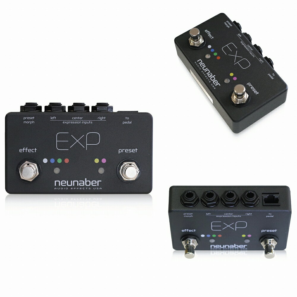Neunaber Audio Effects ExP Controller コントローラー