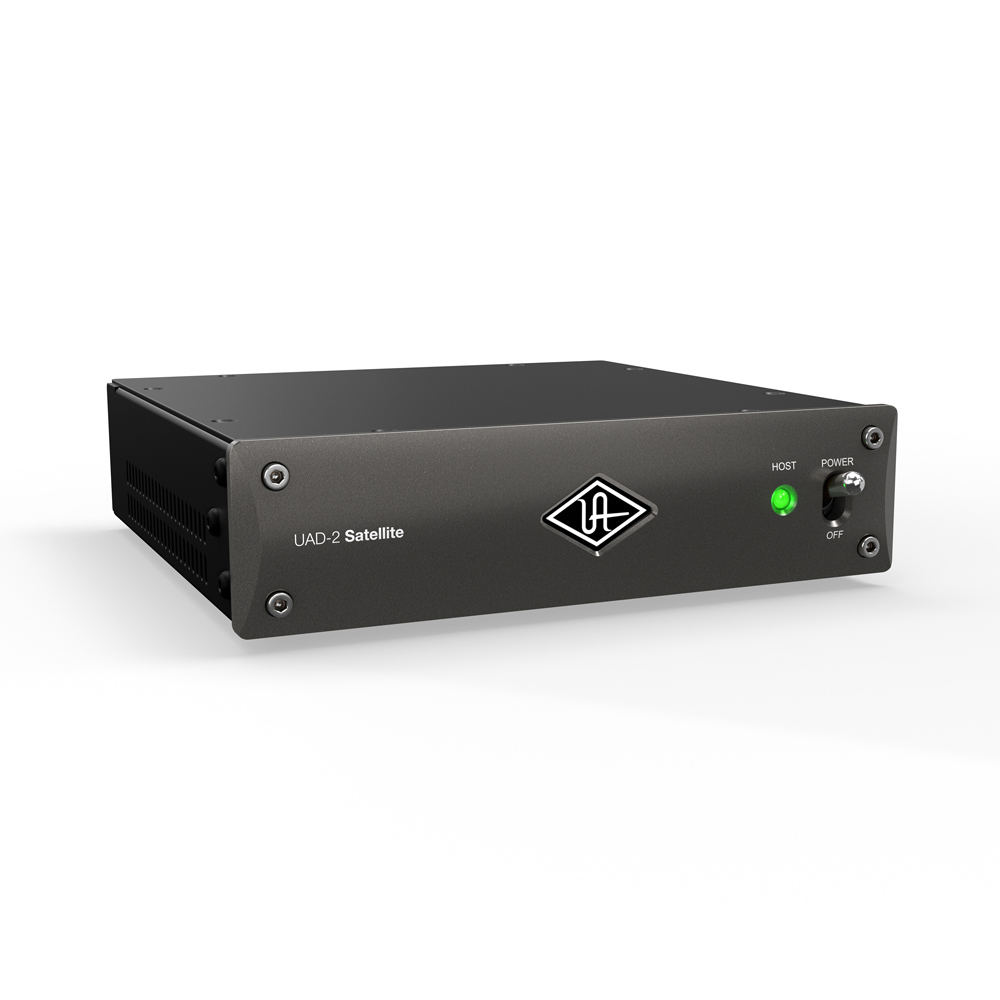 Universal Audio UAD-2 Satellite Thunderbolt 3 Octo Custom DSPプラグインシステム