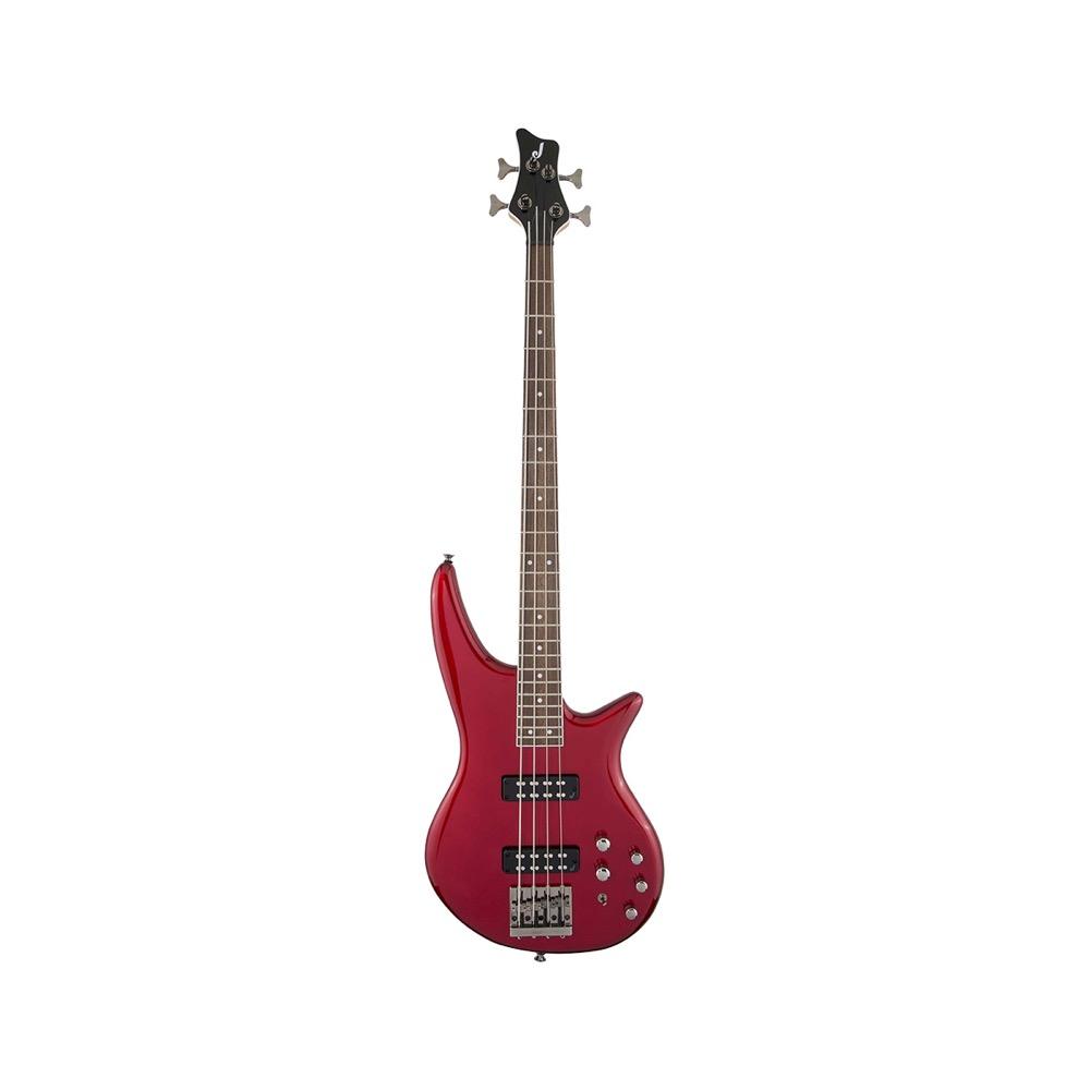 Jackson JS Series Spectra Bass JS3 Metallic Red エレキベース