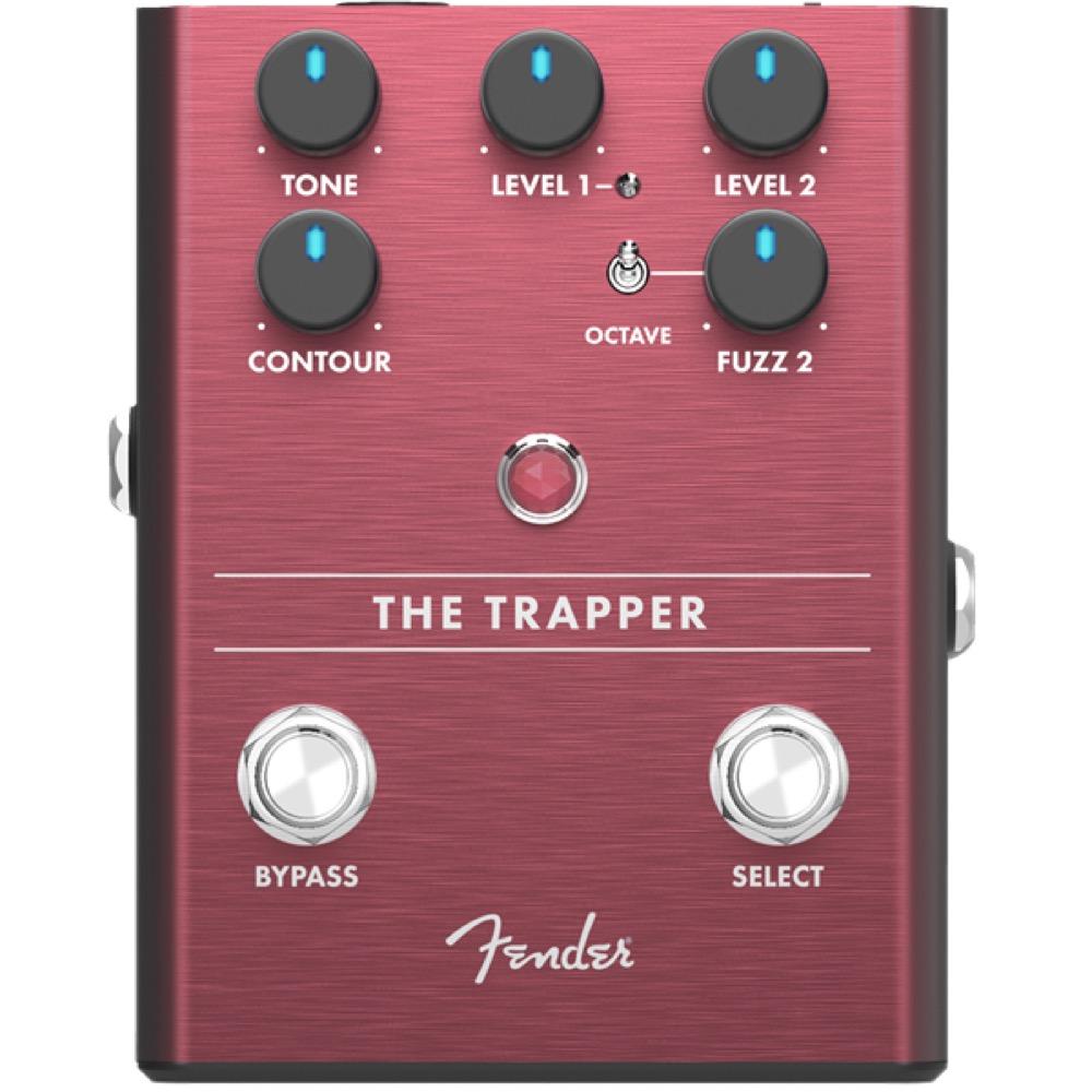 Fender The Trapper Dual Fuzz ファズ ギターエフェクター