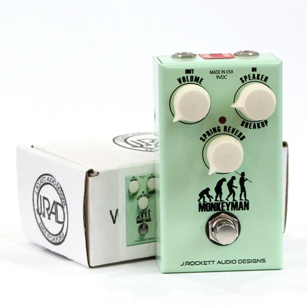 J Rockett Audio Designs (JRAD) Monkeyman ギターエフェクター 【中古】