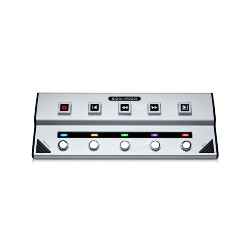 Apogee GIO 1 channel Guitar Interface and Controller for Mac オーディオインターフェイス