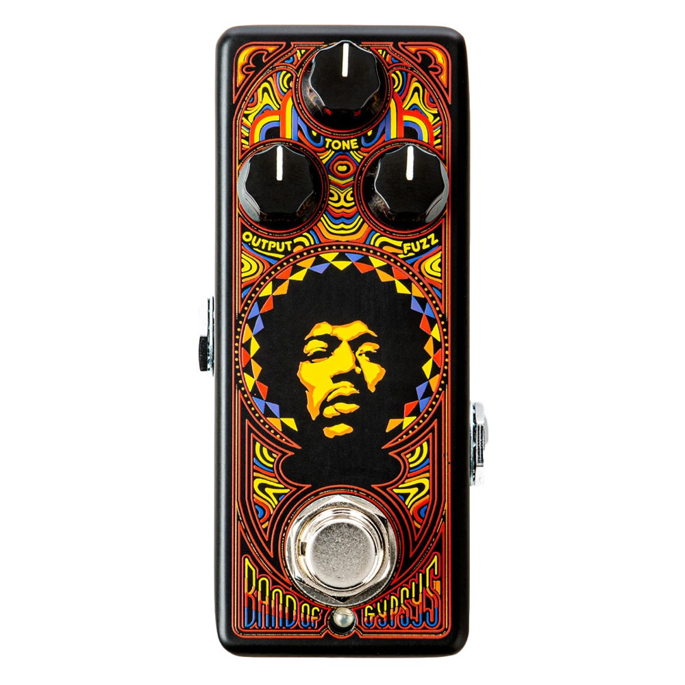JIM DUNLOP JHW4 Band of Gypsys Fuzz ファズ ギターエフェクター