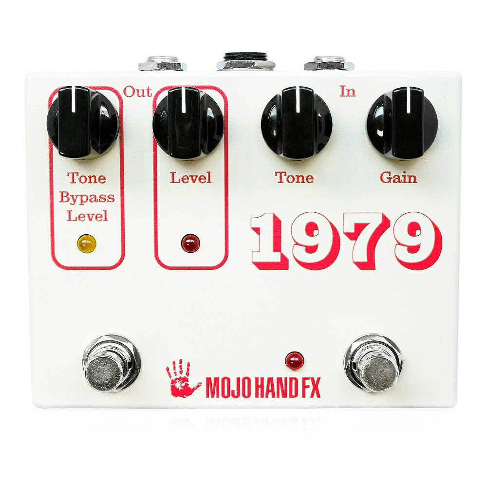 Mojo Hand FX 1979 ファズ ギターエフェクター