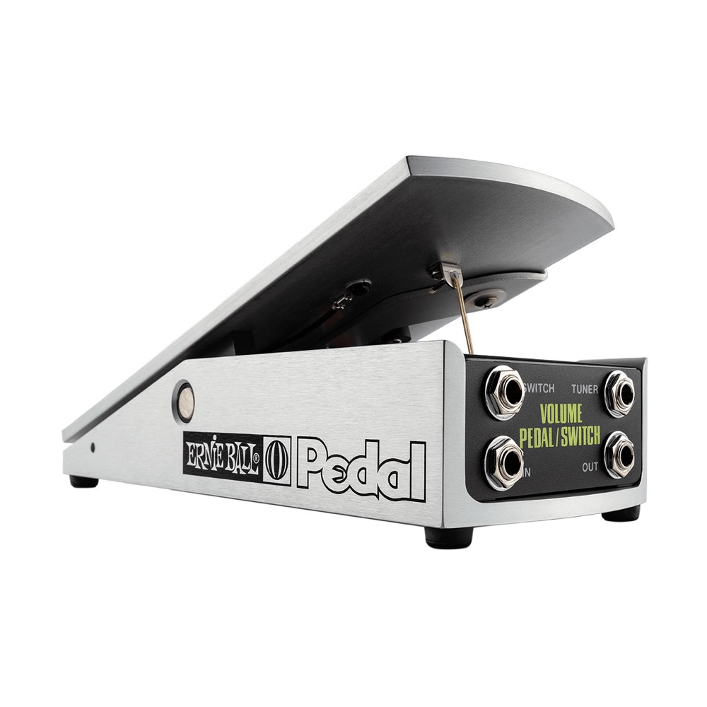 ERNIE BALL 6168 Mono 250K Volume Pedal with Switch for passive signals ボリュームペダル