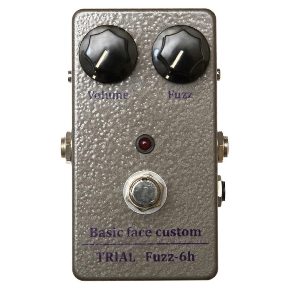 TRIAL Fuzz-6h ギターエフェクター ファズ