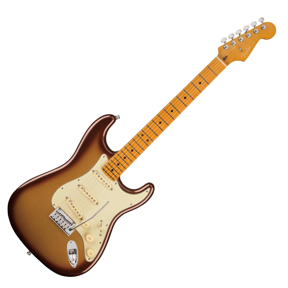 Fender American Ultra Stratocaster MN MBST エレキギター