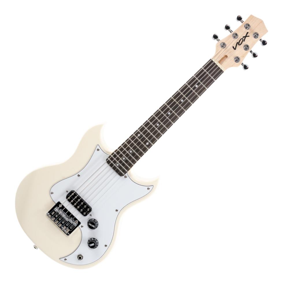 ギターをもっと身近に いつでもどこでも演奏したくなるミニギター VOX SDC-1 春の新作シューズ満載 mini 新品未使用正規品 WH ミニエレキギター