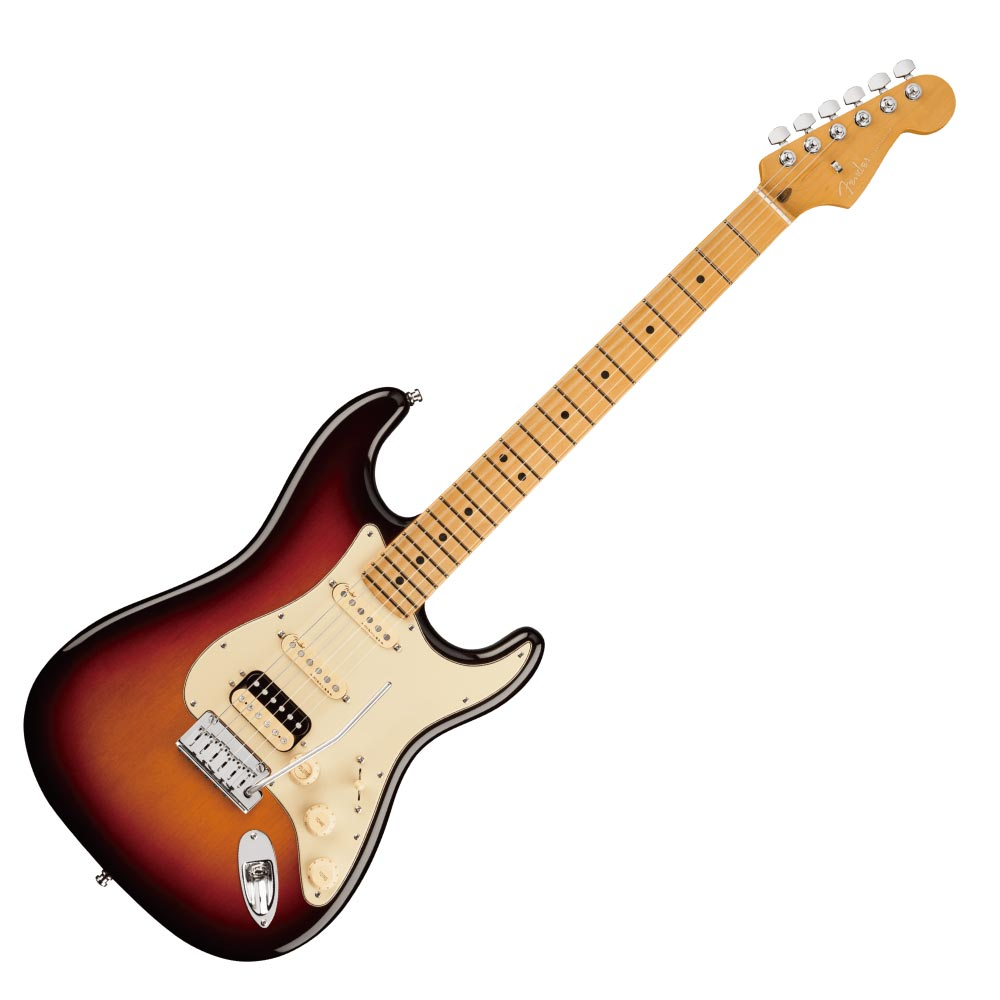 Fender American Ultra Stratocaster HSS MN ULTRBST エレキギター