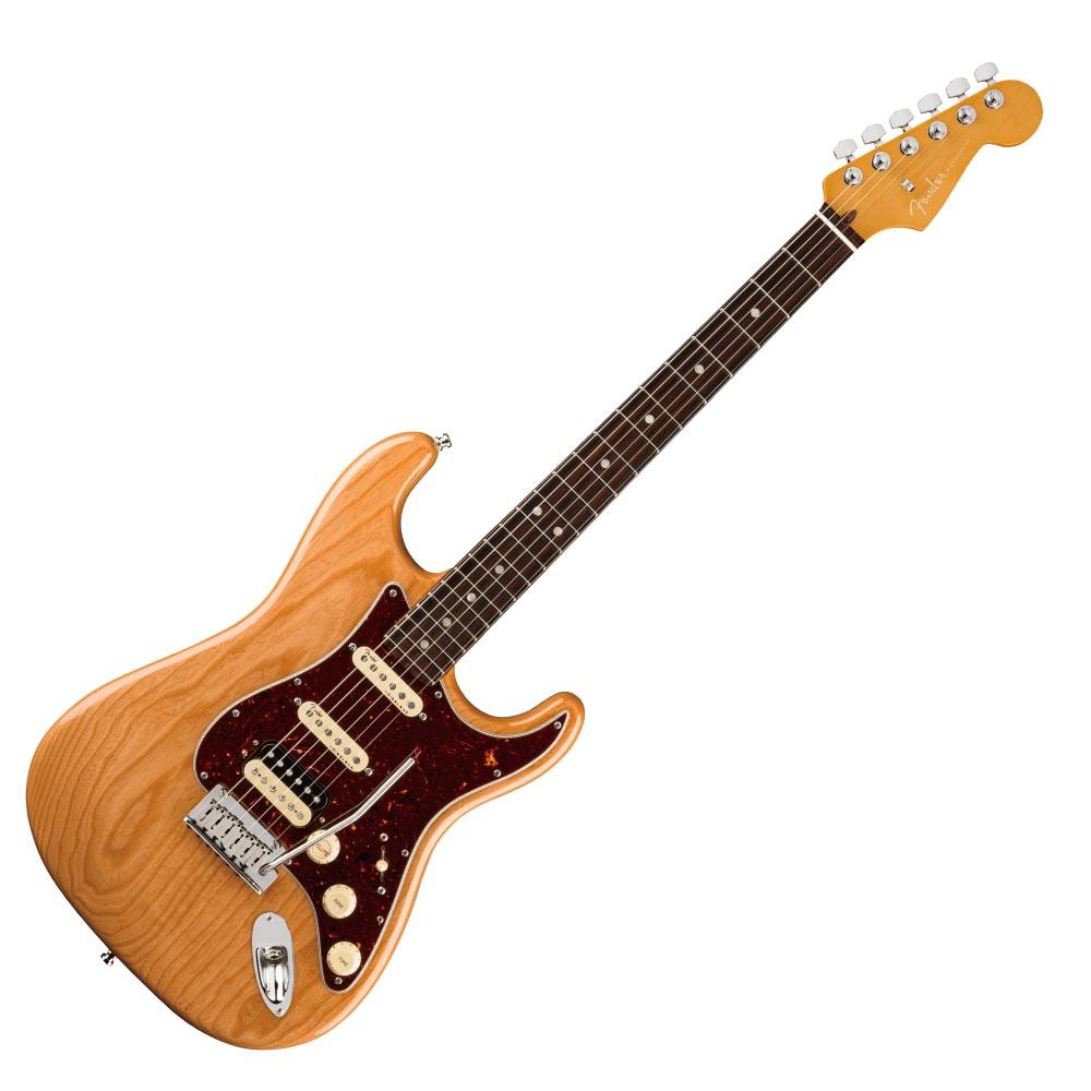 Fender American Ultra Stratocaster HSS RW AGN エレキギター