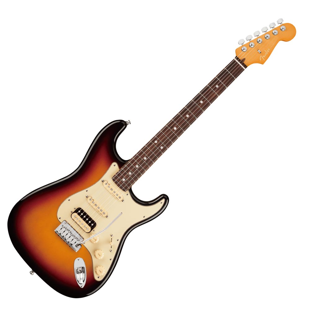Fender American Ultra Stratocaster HSS RW ULTRBST エレキギター