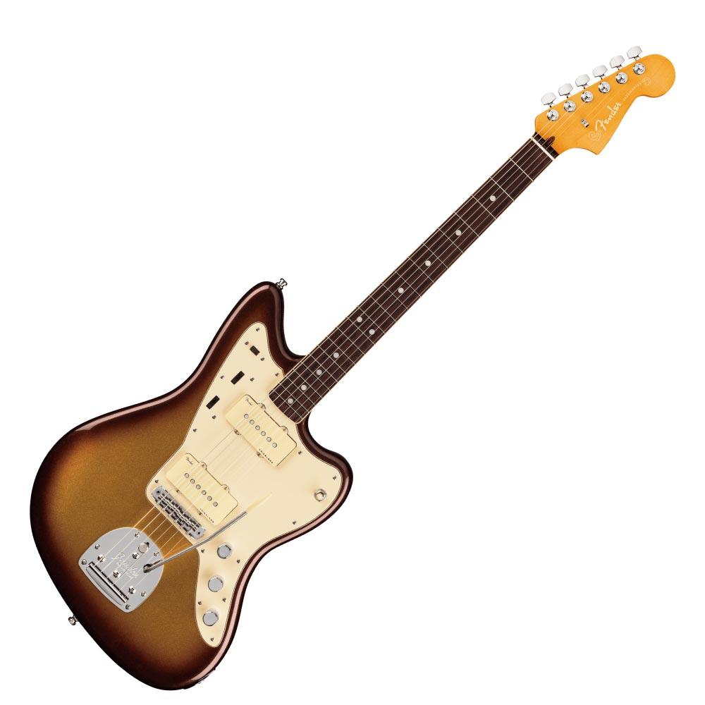 Fender American Ultra Jazzmaster RW MBST エレキギター