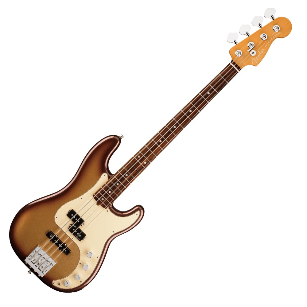 Fender American Ultra Precision Bass RW MBST エレキベース