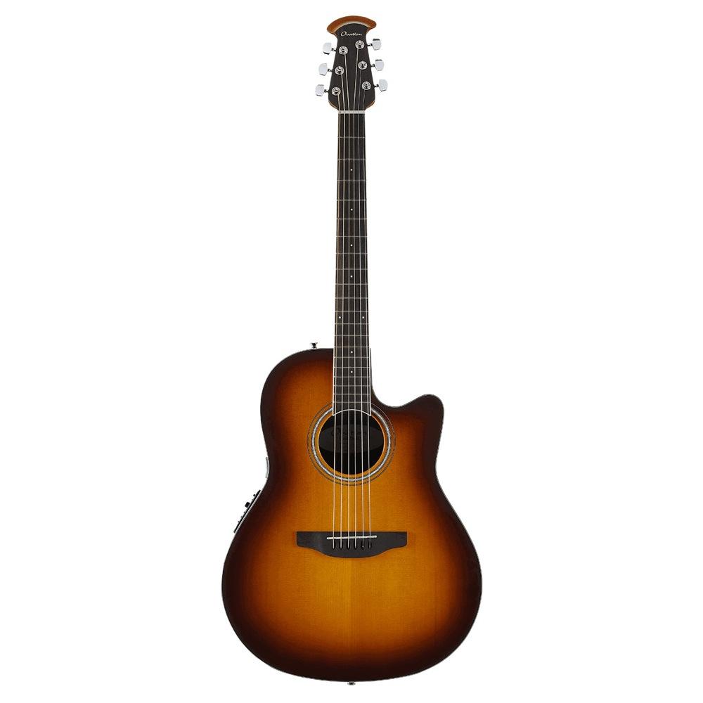 OVATION CS24-1 Sunburst エレクトリックアコースティックギター