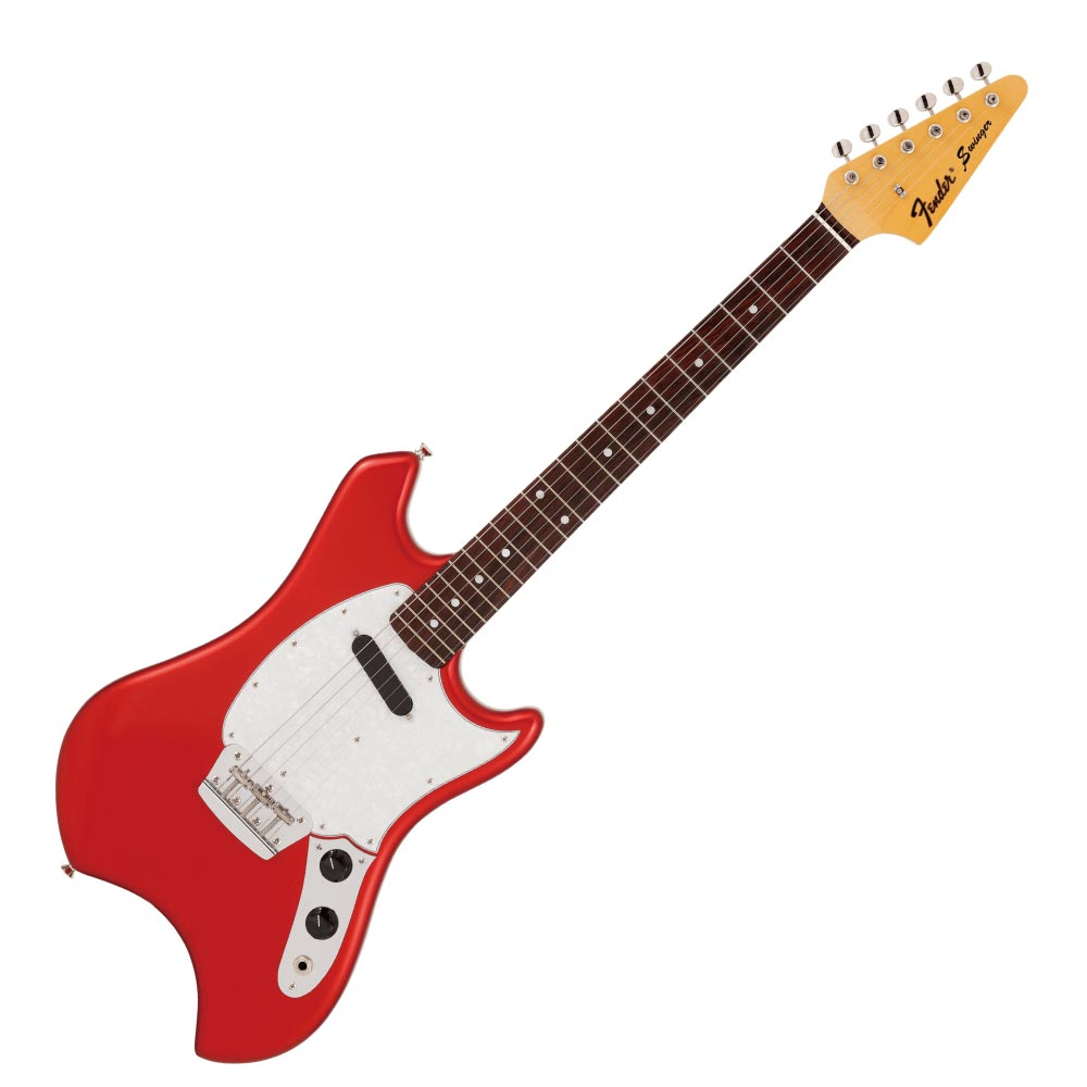 Fender Limited Swinger RW CAR エレキギター