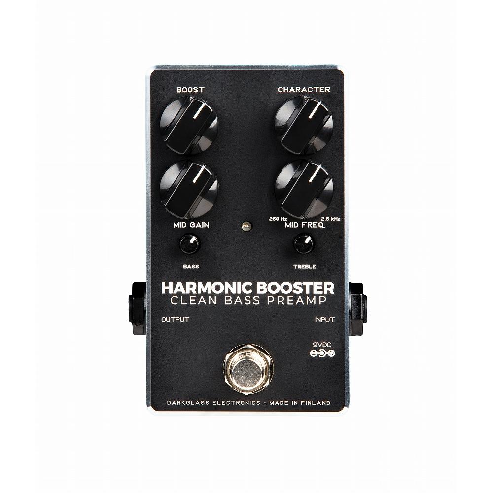 Darkglass Electronics Harmonic Booster 2.0 クリーンブースター ベースエフェクター