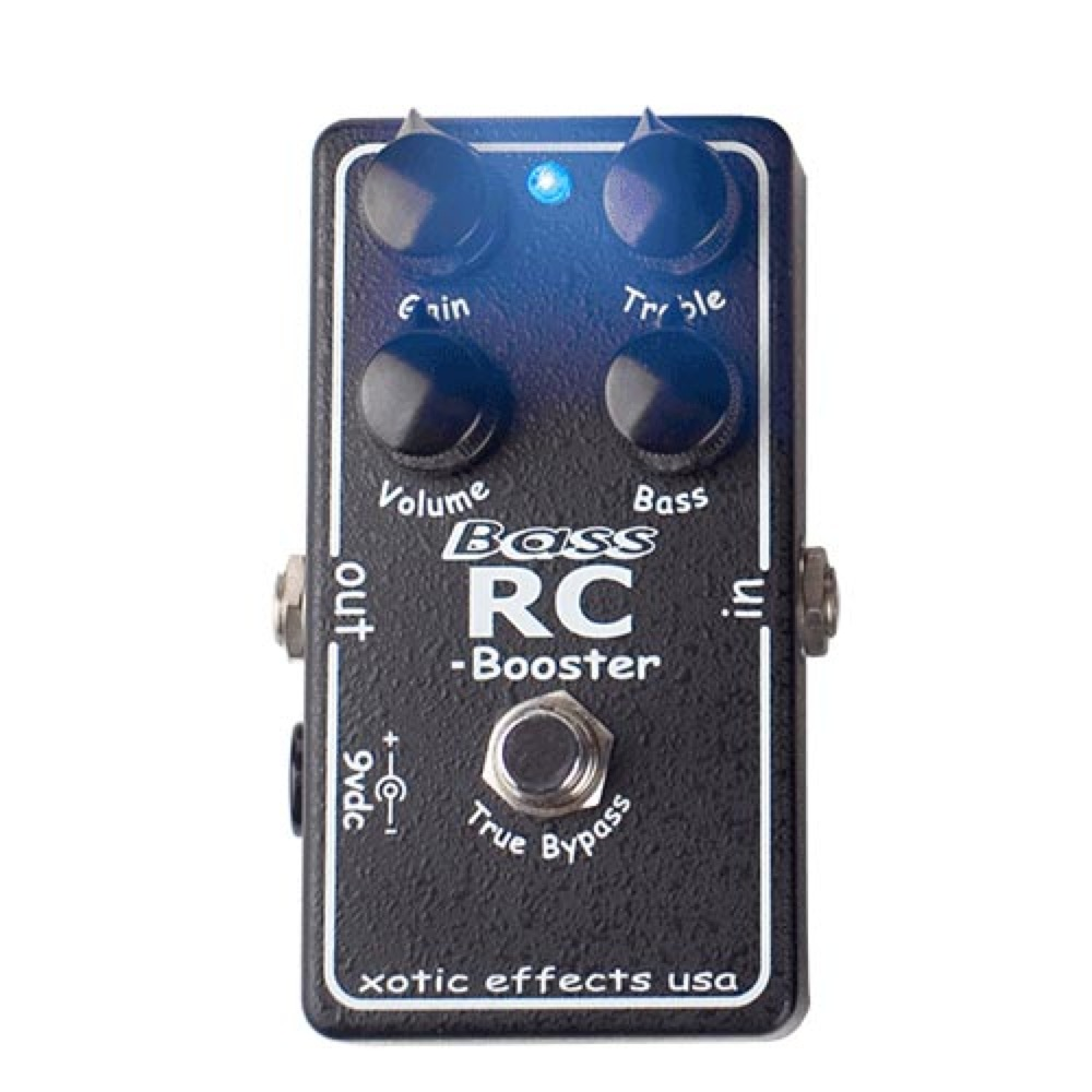 Xotic Guitars BASS RC BOOSTER 正規輸入品