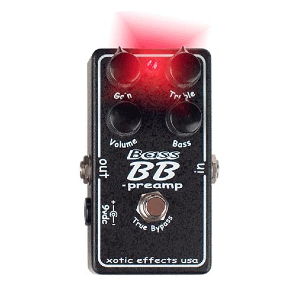 Xotic Guitars BASS BB PREAMP 正規輸入品