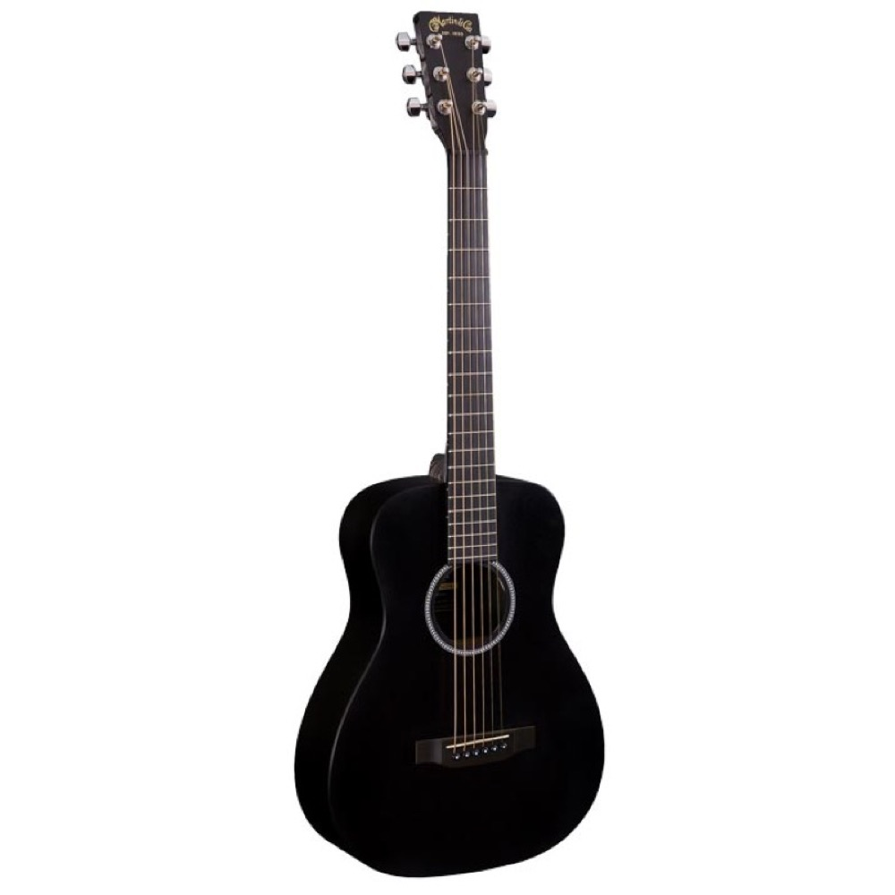 マーチン リトルマーチン オールブラック MARTIN LXBlack Little Martin 正規輸入品 ミニアコースティックギター