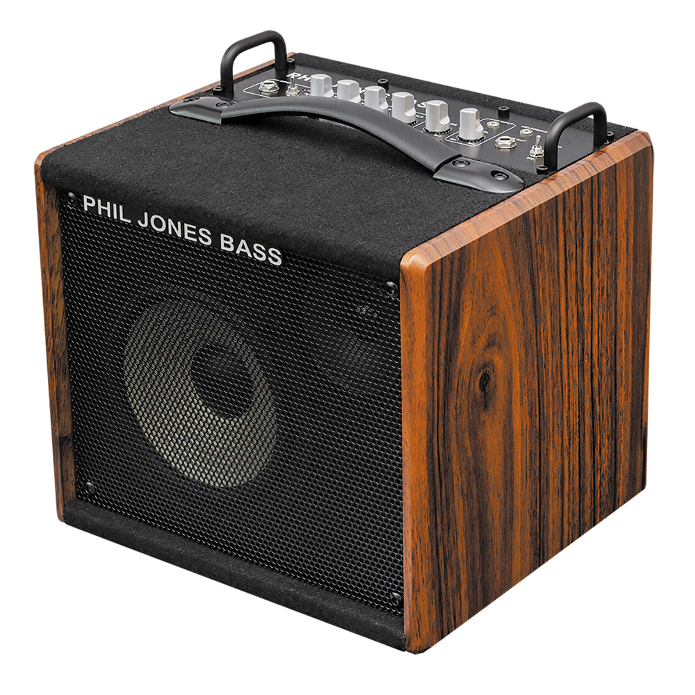 PHIL JONES BASS Micro 7 Walnut Bass Amp ベースアンプ