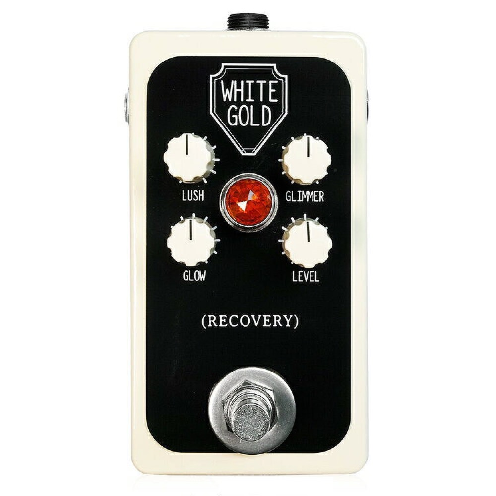Recovery Effects White Gold オクターバー ギターエフェクター
