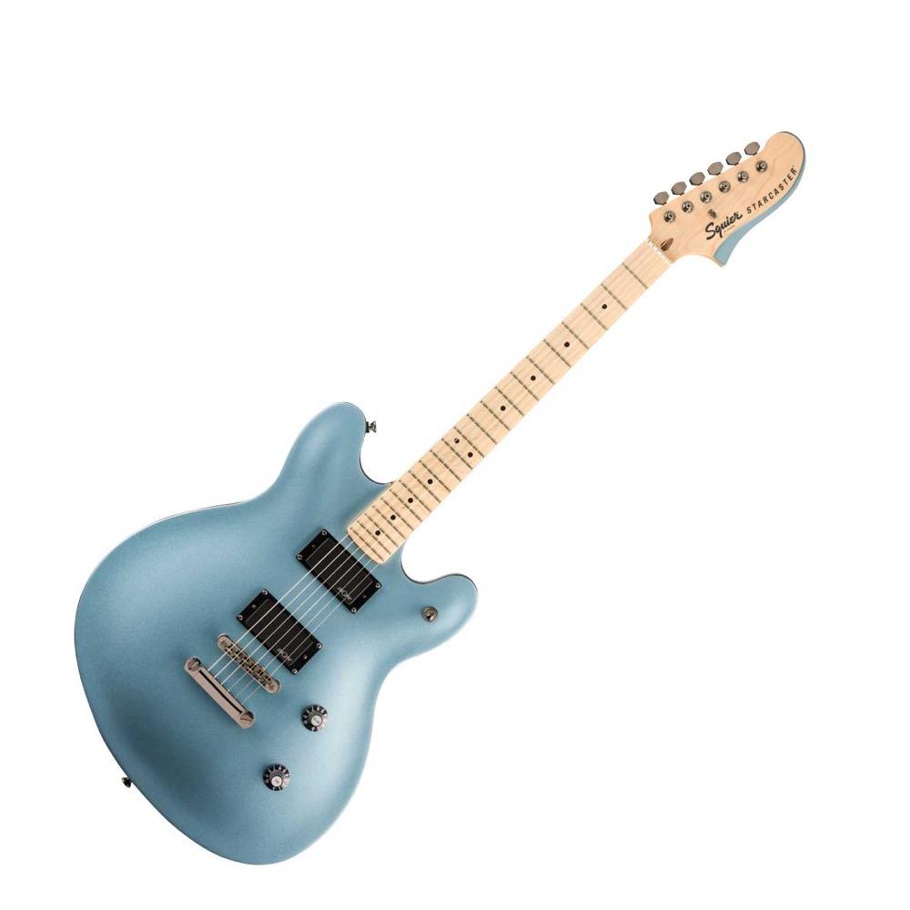 Squier Contemporary Active Starcaster MN IBM エレキギター