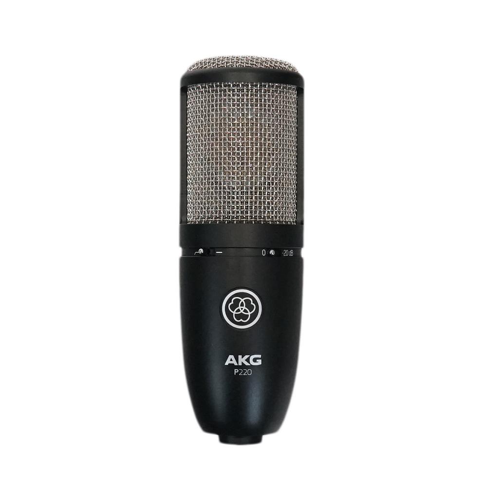 AKG P220 Project Studio Line コンデンサーマイクロフォン アウトレット