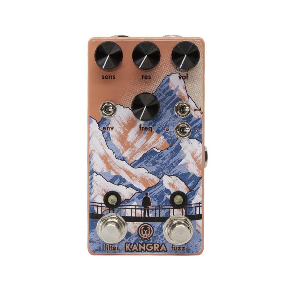 WALRUS AUDIO Kangra Filter Fuzz ギターエフェクター