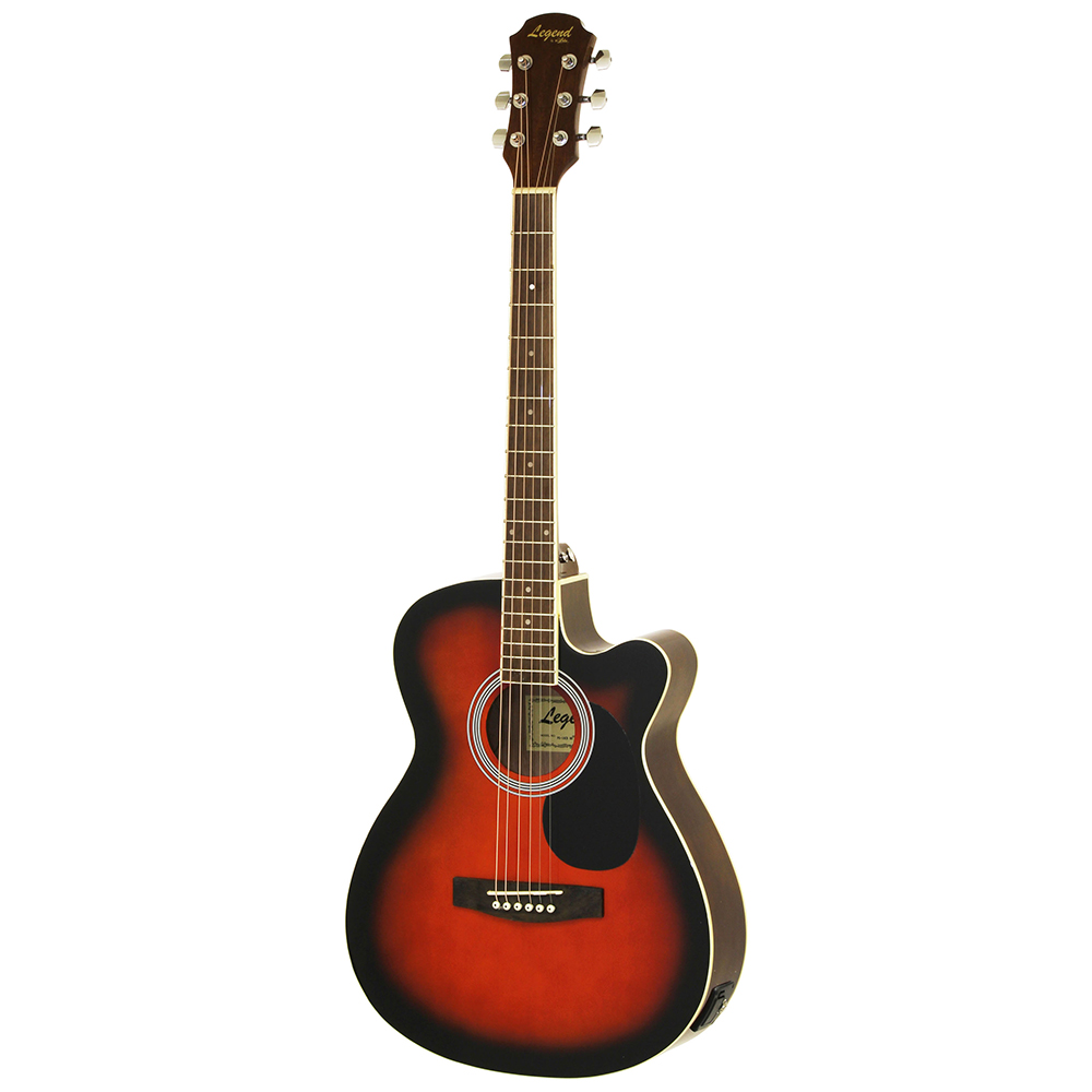 LEGEND FG-15CE BS エレクトリックアコースティックギター