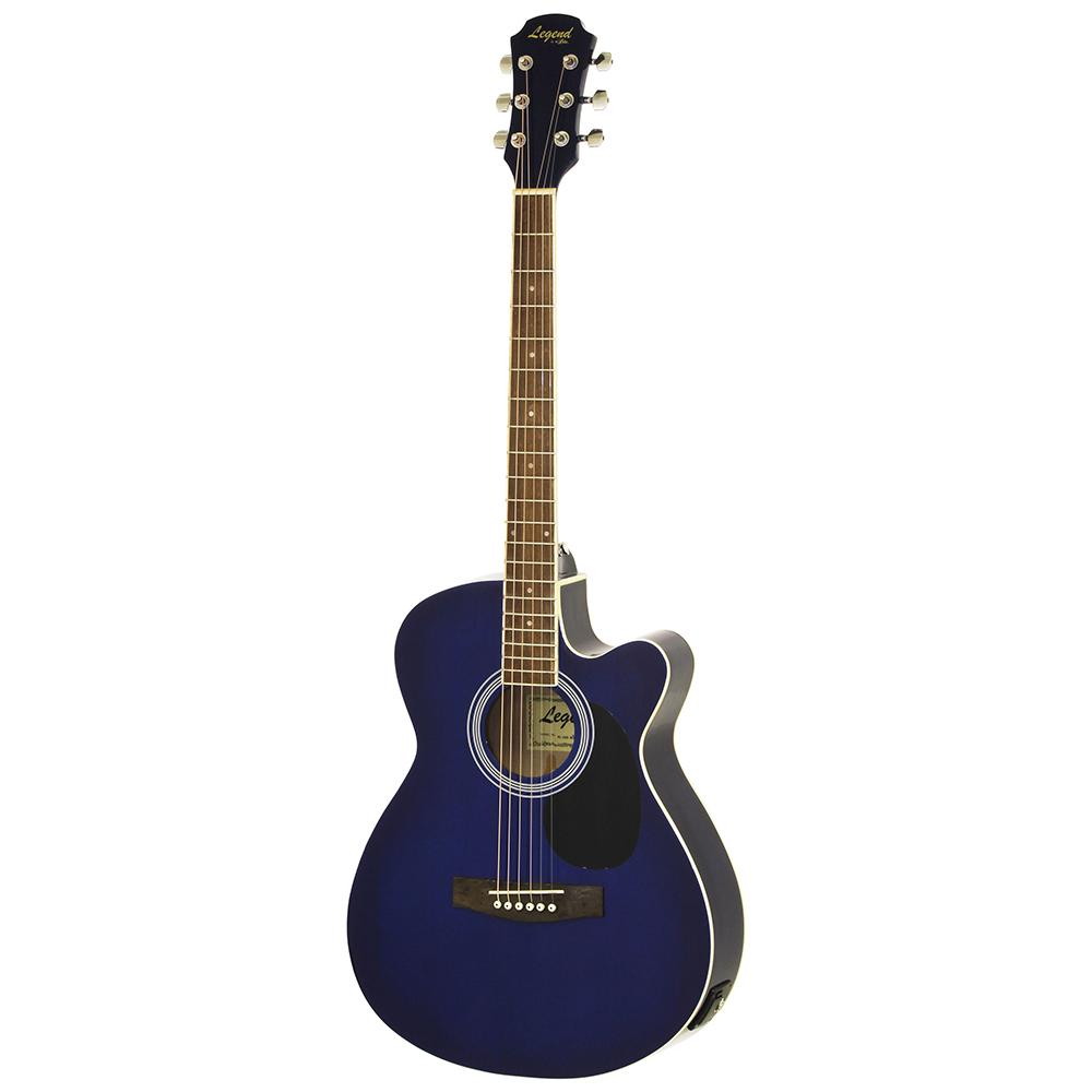 LEGEND FG-15CE BLS エレクトリックアコースティックギター