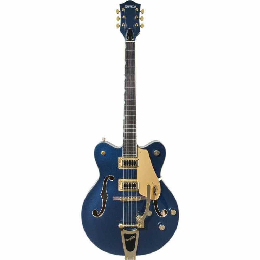 GRETSCH G5422TG Limited Edition Electromatic Hollow Body Double-Cut with Bigsby Midnight Sapphire エレキギター