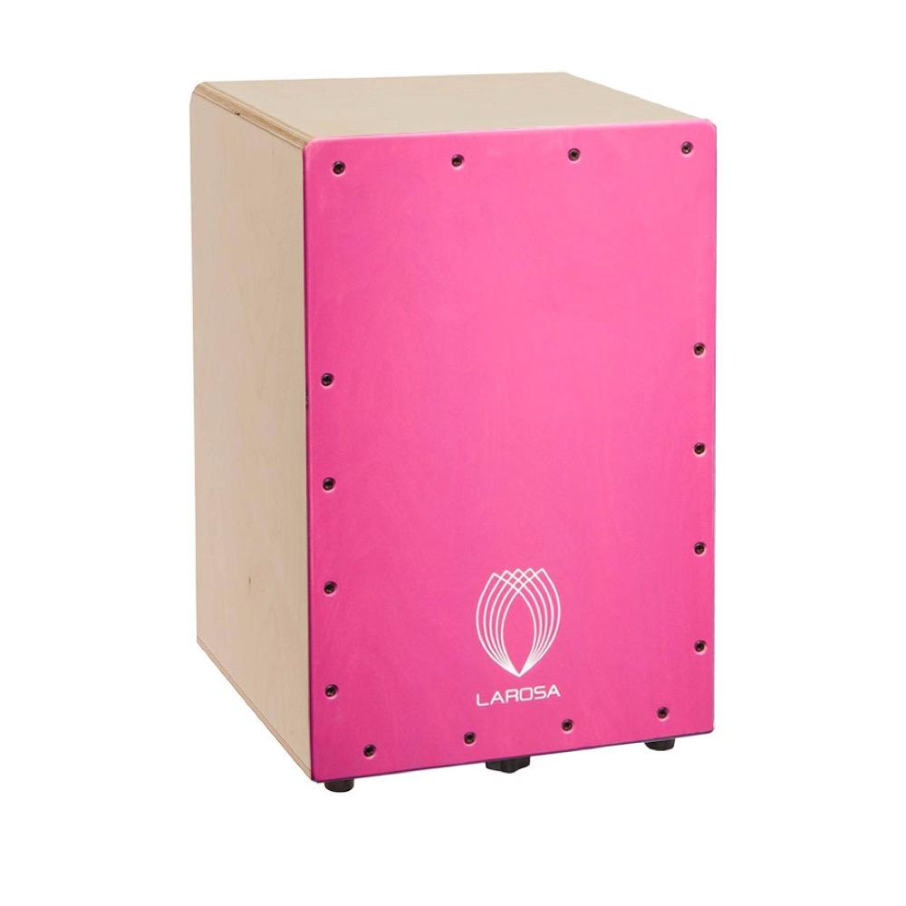 La Rosa Percussion Basicシリーズ Junior Pink カホン