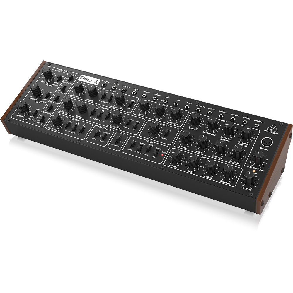 BEHRINGER PRO-1 アナログシンセサイザー